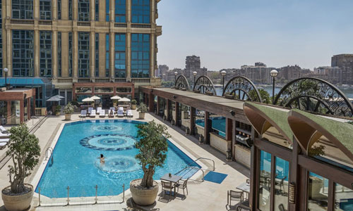 Four Seasons First Residence, Cairo, Egypt