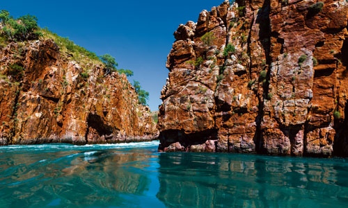 Cruise the Horizontal Falls in the Kimberley, Western Australia