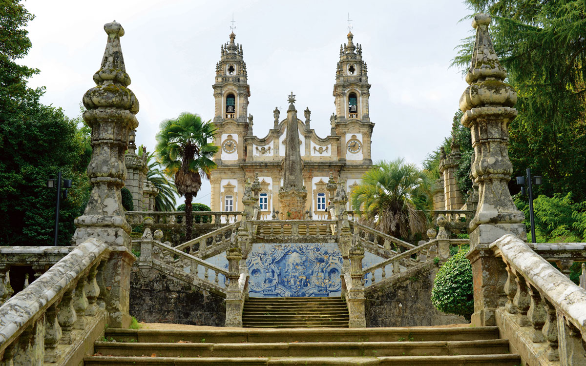 Tour the elegant town of Lamego with Scenic