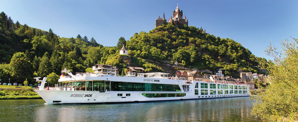 Why choose a river cruise for your next Europe holiday