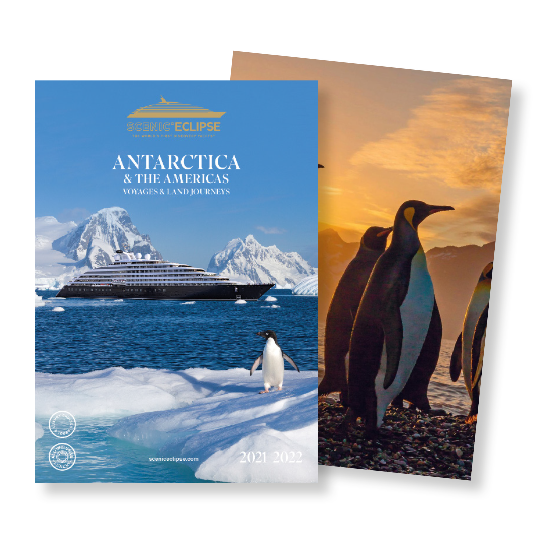 Antarctica and the Americas 2021 Brochure