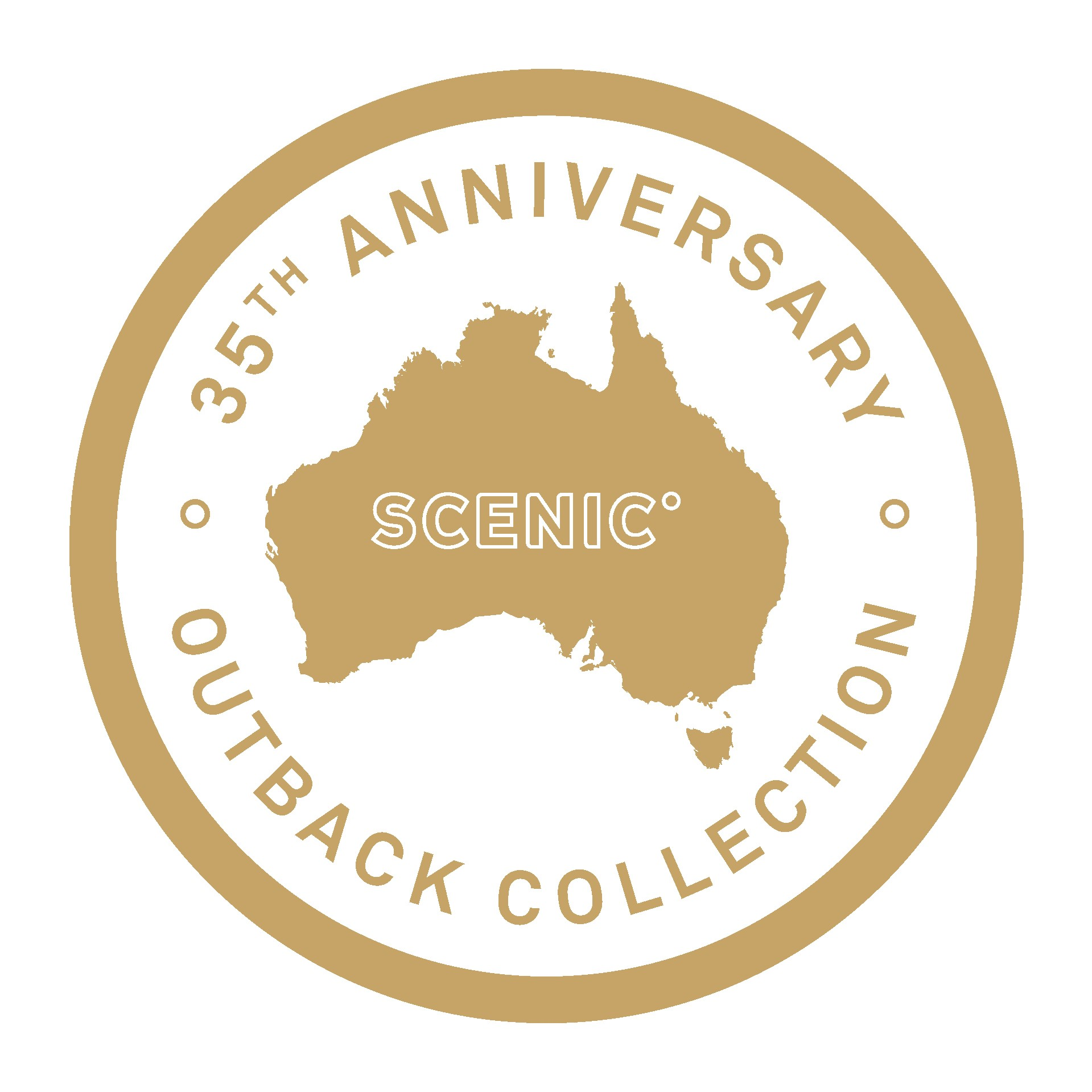 Outback Australia 35th anniversary collection