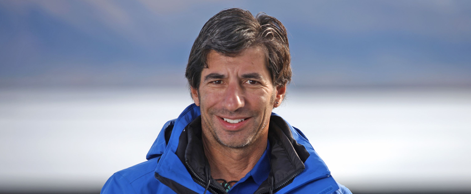 Jason Flesher, Scenic Eclipse Expedition Operations Manager