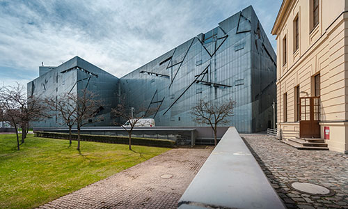 Visit the Jewish Museum, Berlin, Germany