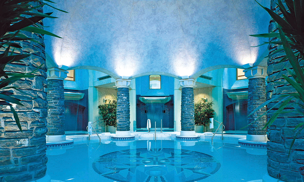 Fairmont Banff Springs, Willow Spring Spa