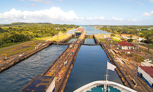 Explore the Panama Canal